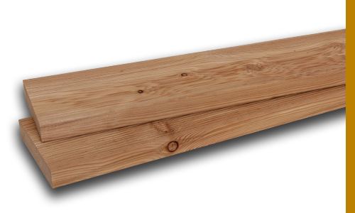 EASY Larch Terrace Planks