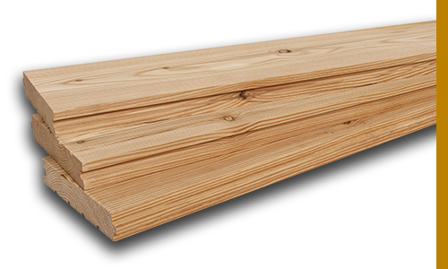 Larch Floor Boards