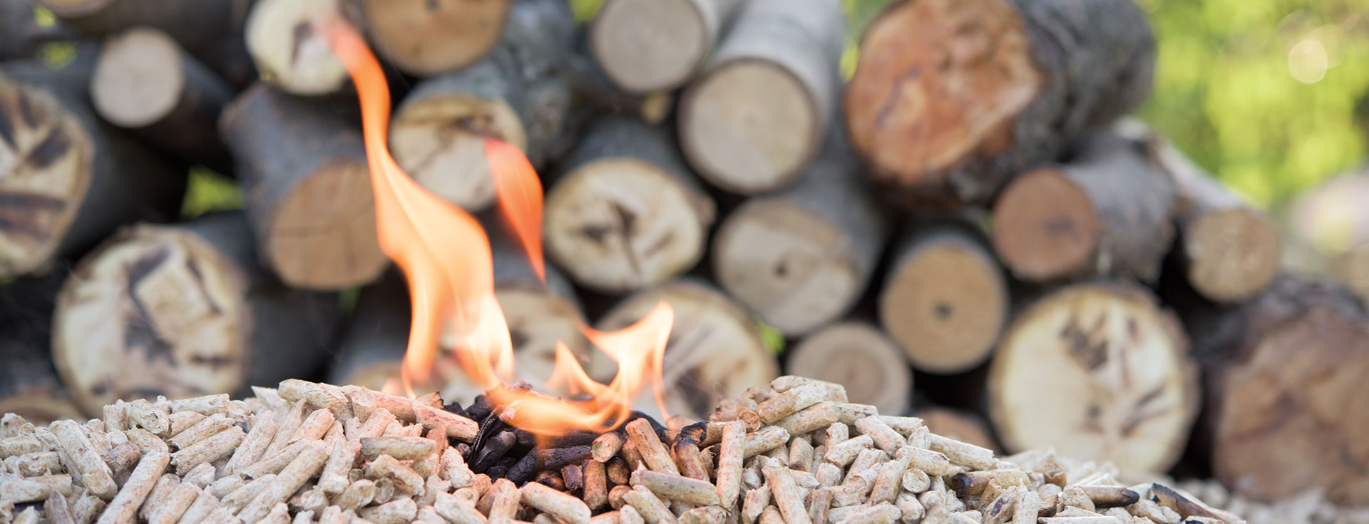 Fuel Wood, Briquettes, and Bark Mulch